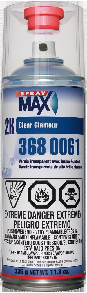 2K Clear Glamour - SprayMax