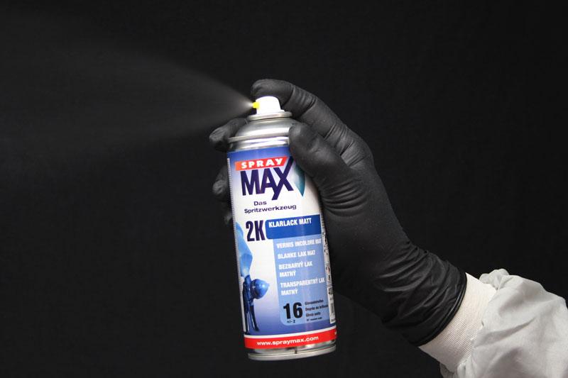 2K Clear coat - SprayMax