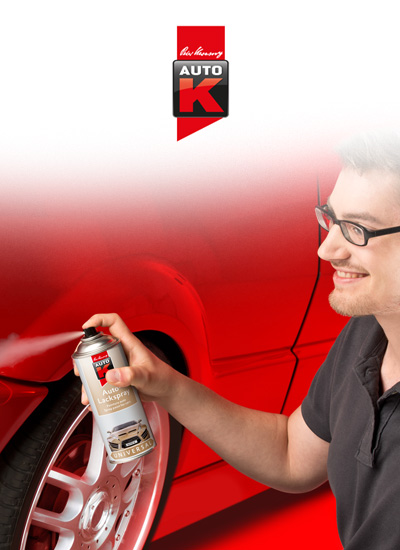 Auto-K / proven products for the do-it-yourself field